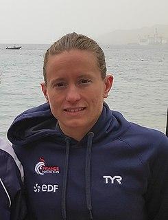 Aurélie Muller French swimmer