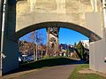 Aurora Bridge in Fremont, Seattle - pillars.jpg