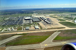 airport in Austin, Texas, United States
