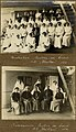 Australian Sisters on board Mooltan - Tasmanian Sisters on board, 1915 A.W. Savage.jpg