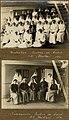 Australian Sisters on board Mooltan - Tasmanian Sisters on board, 1915 A.W. Savage.jpg