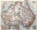Australien, karta, Nordisk familjebok.jpg
