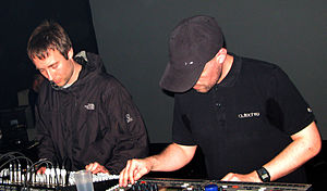 Deep & Chilled Euphoria - The inclusion of music from artists such as Autechre (pictured) lead to some critics claiming the album was more eclectic than its predecessor.