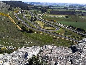 Autódromo Juan Manuel Fangio - View of Autodromo JM Fangio