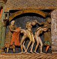Avila - Basilica de San Vicente, interiores 35 (Sepulcro de los Santos).jpg