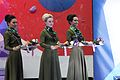 Awards ceremony of winners at the 3rd CISM Winter Military World Games 2017 in Sochi.jpg