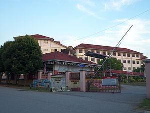 Ayer Keroh National High School