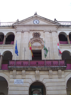 City Hall of Andújar