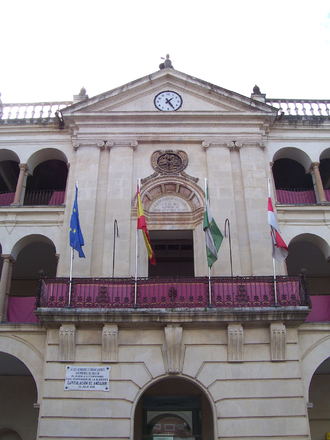 Andújar - City Hall of Andújar