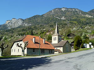 Ayse - The church in Ayse