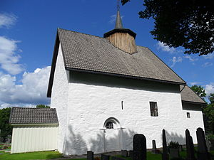 Bø, Telemark - Bø Old Church
