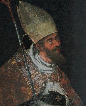 Michael Bő - 16th-century depiction