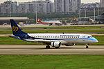 B-16826 - Mandarin Airlines - Embraer ERJ-190AR - CKG (11547788045).jpg