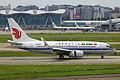 B-5297 - Air China - Boeing 737-79L(WL) - CKG (10054879113).jpg