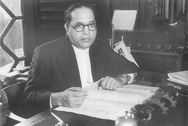 Educate, Agitate, Organise – a short biography of Dr B R Ambedkar