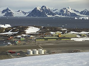 British Antarctic Survey - Rothera Research Station