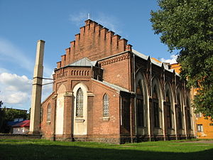 Babrujsk-Maryja catholic church-1.JPG