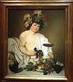 Bacchus by Caravaggio-Uffizi Gallery.jpg