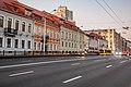 Bahdanoviča street — Trajeckaje suburb (Minsk) 5.jpg
