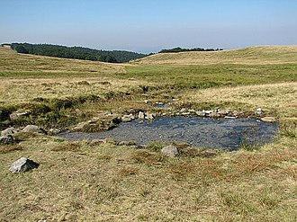Semenic-Caraș Gorge National Park - Semenic Mountains