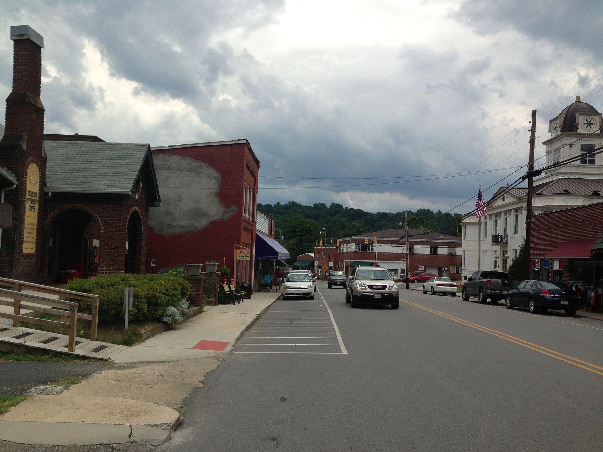 Bakersville, North Carolina - Wikipedia