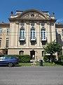 Balatoni Museum, E facade, Keszthely, 2016 Hungary.jpg