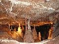 Balkarka cave, Ostrov u Macochy, Чехия - panoramio.jpg