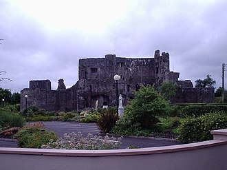 Ballymote - Ballymote Castle