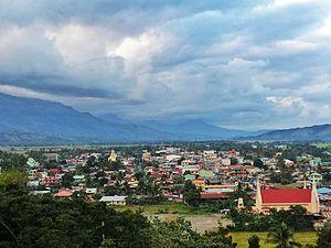 Bambang, Nueva Vizcaya - Image: Bambang town
