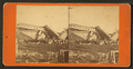 Bangor railroad disaster, by A. K. Dole.png