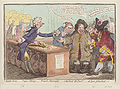 Bank-notes, - paper-money, - French-alarmists, - o, the devil, the devil! - ah! poor John Bull!!! by James Gillray.jpg