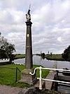 foto van Banpaal in Schardam van Hoorn