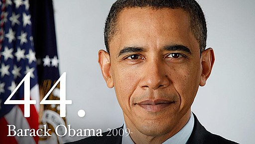 Barack Obama Whitehouse.gov no. 44 slideshow image