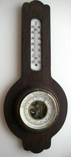 Barometer Русский: Барометр
