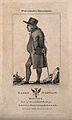 Baron D'Aguilar, eccentric merchant farmer. Line engraving, Wellcome V0006954.jpg