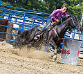 Barrel Racing (14583432880).jpg