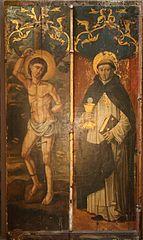 Saint Laurent, Saint Antoine, Saint Sébastien, Saint Thomas d'Aquin