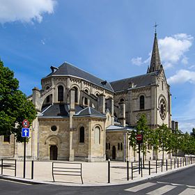 Image illustrative de l'article Basilique Saint-Denys d'Argenteuil