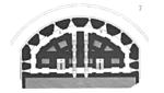 pianta di un baluardo a Sciaffusa costruito secondo il sistema di Albrecht Dürer