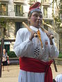 Bastoners de Vallgorguina - Festa Major del Camp d'en Grassot.JPG