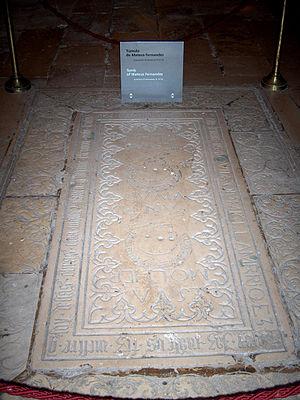 Mateus Fernandes - Tomb of Mateus Fernandes