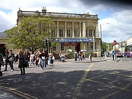 Bath Green Park railway station