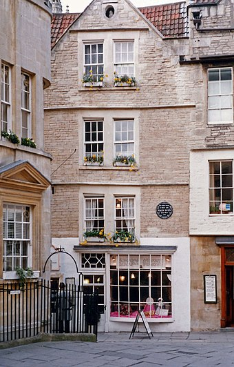 Sally Lunn's, home of the Sally Lunn bun BathSallyLunn's.jpg