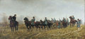 Battery of Light Artillery en Route William T Trego 1883.png