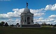 Battle of Gettysburg Pennsylvania Memorial