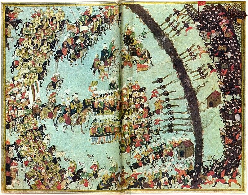 Battle of Mezőkeresztes 1596