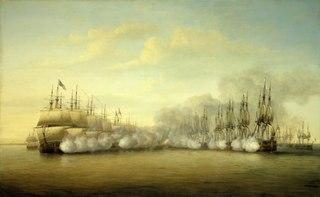 Battle of Negapatam, 6 July 1782