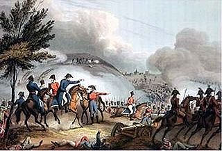 Battle of Salamanca battle
