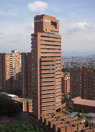 Allianz - Allianz Colombia headquarters in Bogotá