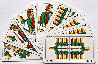 Bavarian Tarock Card game